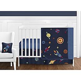Sweet Jojo Designs Space Galaxy Crib Bedding Collection