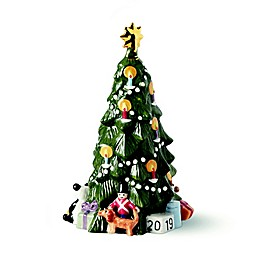 Royal Copenhagen Annual Christmas Tree Figurine