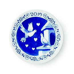 Royal Copenhagen 2019 Annual Christmas Plaquette
