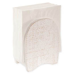 Kamenstein® White-Washed Napkin Holder