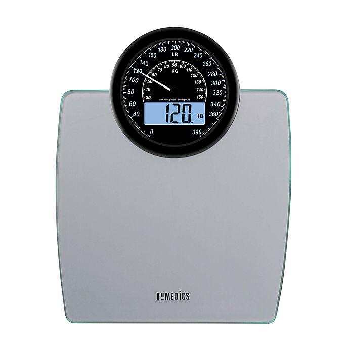 900 Dual Display Digital Bathroom Scale