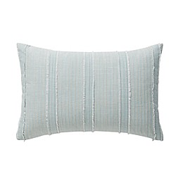 Waterford® Essentials Gloria Oblong Throw Pillow in Seafoam