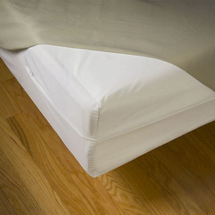 Alternate image 1 for Under The Canopy® Organic Cotton Mattress Cover