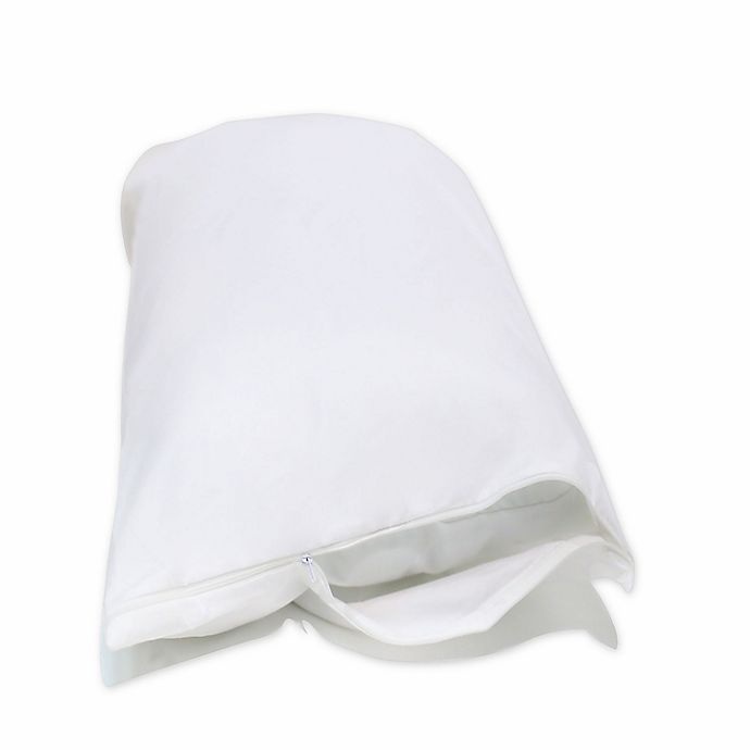 Alternate image 1 for Under The Canopy® Organic Cotton Pillow Protector