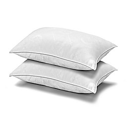 MicronOne® Gel Fiber Pillows in White (Set of 2)
