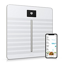 Withings Body Cardio  Body Composition Heart Rate & Wi-Fi Smart Scale with App in White