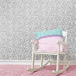 Roommates® Alphabet Jumble Vinyl Peel & Stick Wallpaper