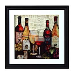 Wine Artmate Shadow Box Wall Art