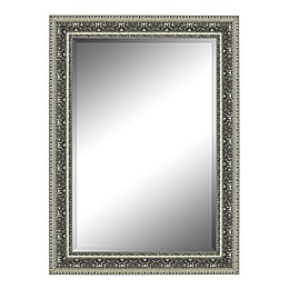 Hitchcock-Butterfield Heirloom 42.5-Inch x 54.4-Inch Wall Mirror in Silver