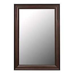 Hitchcock-Butterfield Regal Manor 41-Inch x 53-Inch Wall Mirror in Mahogany