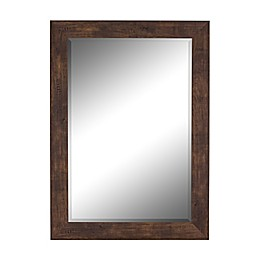 Hitchcock-Butterfield Walnut Ridge 41.75-Inch x 53.75-Inch Wall Mirror in Brown