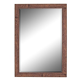 Hitchcock-Butterfield Bentley 40-Inch x 52-Inch Wall Mirror in Walnut