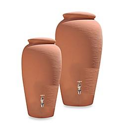 Exaco Trading Co. Venetia Rain Barrel in Terracotta