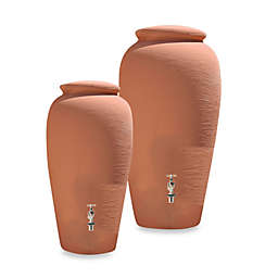 Exaco Trading Co. Venetia Rain Barrel in Terracotta