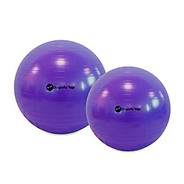 Dragonfly™ Yoga Fitness Ball & Pump