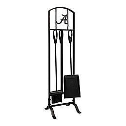 University of Alabama 4-Piece Fireplace Tool Set