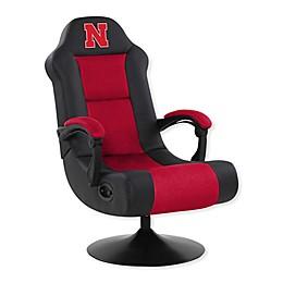 University of Nebraska Ultra Gaming Chair