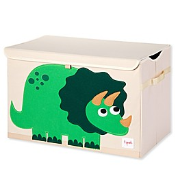 3 Sprouts Dino Toy Chest