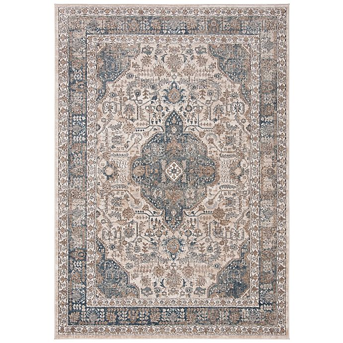 Alternate image 1 for Bee & Willow™ Home Wyatt Rug in Beige