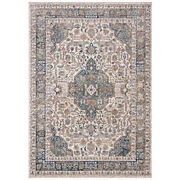 Bee & Willow™ Home Wyatt 5'3 x 7'6 Area Rug in Beige