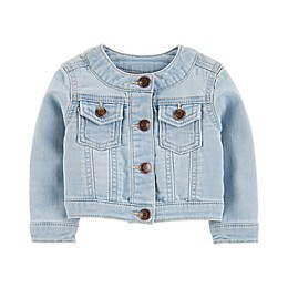 OshKosh B'gosh® No Collar Jacket in Denim
