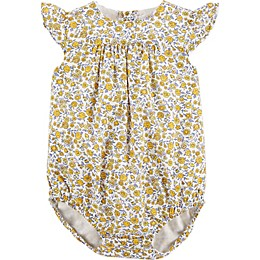 OshKosh B'gosh® Ditzy Floral Bodysuit in Yellow