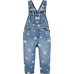OshKosh B'gosh® Denim Overalls in Cornflower Blue