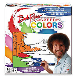Spin Master™ Bob Ross Speed Colors Game