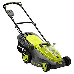 Sun Joe® iON Tool Series iON16LM 40-V 16-Inch Cordless Lawn Mower with Brushless Motor