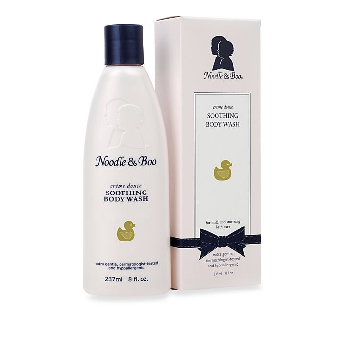 Alternate image 1 for Noodle & Boo® 8 fl. oz. Soothing Body Wash