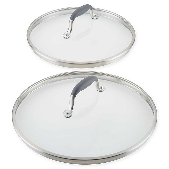 Alternate image 1 for Anolon® Advanced™ Home Nonstick Cookware Replacement Lid Set