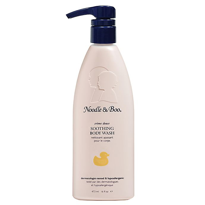 Alternate image 1 for Noodle & Boo® 16 fl. oz. Soothing Body Wash