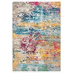 nuLOOM® Monet 7'10 x 10'10 Multicolor Area Rug
