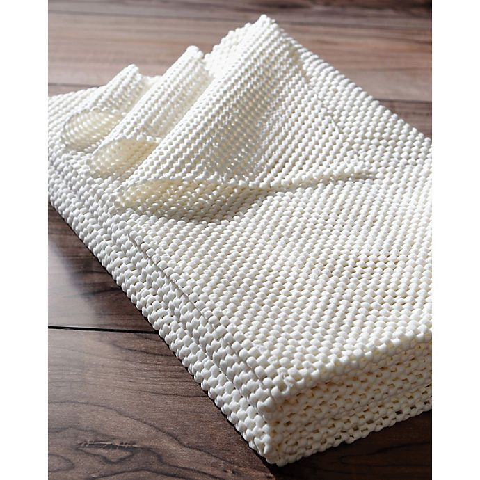 Alternate image 1 for nuLOOM Comfort Grip Rug Pad in White