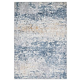 nuLOOM® Wilde Distressed Area Rug in Blue