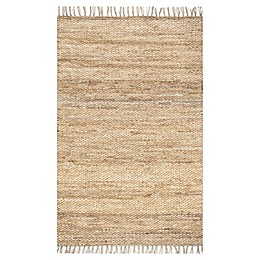 nuLOOM® Aspen Handcrafted Area Rug in Natural