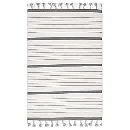 nuLOOM® Alea Hand Loomed Area Rug in Grey