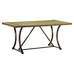 Madison Park® Venice Outdoor Patio Dining Table in Natural
