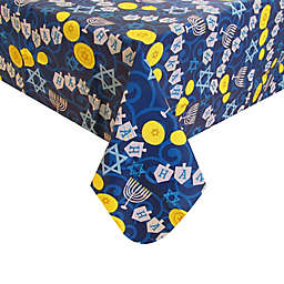 Hanukkah Vinyl Table Covering Collection