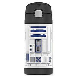 Thermos® Star Wars™ R2-D2™ 12 oz. Funtainer Bottle in Black