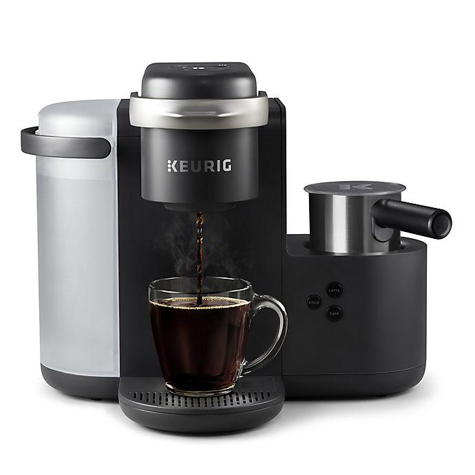 Alternate image 1 for Keurig® K-Café™ Single Serve Coffee, Latte & Cappuccino Maker