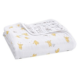 aden + anais™ essentials Disney® Pooh Multicolor Blanket