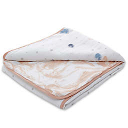 aden + anais™ essentials Muslin Blanket in Pink