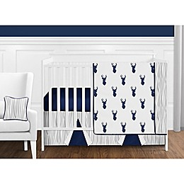 Sweet Jojo Designs® Woodland Deer Crib Bedding Collection
