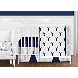 Sweet Jojo Designs Woodland Deer Crib Bedding Collection