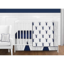 Sweet Jojo Designs Woodland Deer Crib Bedding Collection