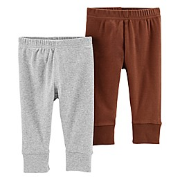 Little Planet™ Organic by carter's® 2-Pack Animal Pants