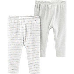 Little Planet™ Organic by carter's® 2-Pack Stars Pants