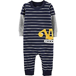 carter's® Construction Coverall in Navy