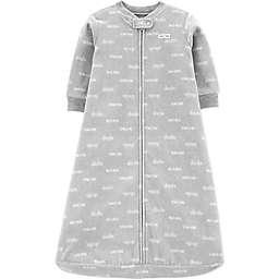 carter's® Mama and Dada Sleep Bag in Grey